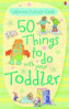 ACTIVITY CARDS: 50 THINGS TO DO WITH YOUR TODDLER