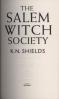 SALEM WITCH SOCIETY, THE