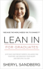 LEAN IN: THE GRADUATE EDITION