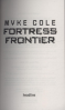 FORTRESS FRONTIER