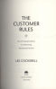 CUSTOMER RULES, THE: THE 39 ESSENTIAL RULES FOR DELIVERING SENSATIONAL SERVICE