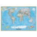 NATIONAL GEOGRAPHIC WALL MAP: WORLD CLASSIC