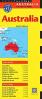 PERIPLUS TRAVEL MAPS: AUSTRALIA (4TH ED.)
