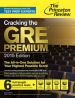 PRINCETON REVIEW, THE: CRACKING THE GRE PREMIUM EDITION WITH 6 PRACTICE TEST, 2015 ED.