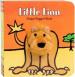 LITTLE LION FINGER PUPPET