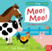 CAN YOU SAY IT TOO? MOO! MOO!