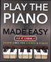PLAY THE PIANO AND KEYBOARD MADE EASY: SOUND LINKS FOR CHORDS AND SCALES