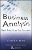 BUSINESS ANALYSIS BEST PRACTICES FOR SUCCESS