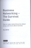 BUSINESS NETWORLING - THE SURVIVAL GUIDE: HOW TO MAKE NETWORKING LESS ABOUT STRESS AND MORE ABOUT SUCCESS, L/E