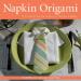NAPKIN ORIGAMI: 25 CREATIVE AND FUN IDEAS FOR NAPKIN FOLDING