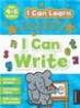 I CAN LEARN: I CAN WRITE (4-5)