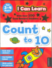 I CAN LEARN: COUNT TO 10 (3-4)