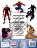 SPIDER-MAN WORLD OF THE WEB-SLINGER: ULTIMATE STICKER BOOKS