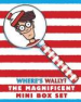 WHERE'S WALLY? THE MAGNIFICENT MINI BOX SET (FIVE BOOKS & MAGNIFYING GLASS)