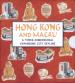 HONG KONG AND MACAU: A THREE-DIMENTIONAL EXPANDING CITY SKYLINE