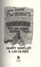 HANK ZIPZER #5: THE WORLD'S GREATEST UNDERACHIEVER AND THE SOGGY SCHOOL TRIP