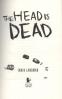 MURDER MYSTERIES 4: THE HEAD IS DEAD