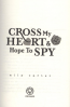 GALLAGHER GIRLS 2: CROSS MY HEART AND HOPE TO SPY