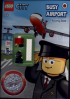 LEGO CITY: BUSY AIRPORT (ACTIVITY BOOK WITH LEGO MINIFIGURE)