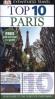 EYEWITNESS TOP 10 TRAVEL GUIDES: PARIS (12TH ED.)
