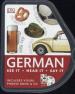 EYEWITNESS TRAVEL GERMAN VISUAL PHRASE BOOK (CDB) (2ND ED.)