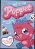 MOSHI MONSTERS: THE OFFICIAL POPPET MINI-STICKER BOOK