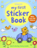 MY FIRST STICKER BOOK