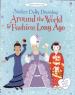STICKER DOLLY DRESSING: AROUND THE WORLD & FASHION LONG AGO