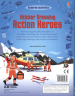 STICKER DRESSING: ACTIION HEROES