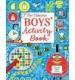 USBORNE BOYS' ACTIVITY BOOK, THE