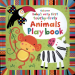 BABY' S VERY FIRST TOUCHY-FEELY ANIMALS PLAY BOOK