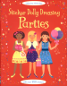 STICKER DOLLY DRESSING: PARTIES