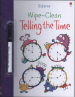 WIPE CLEAN TELLING THE TIME