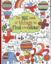 BIG BOOK OF THINGS TO FIND AND COLOUR, THE