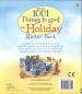 1001 THINGS TO SPOT ON HOLIDAY STICKER BOOK