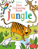 FIRST COLOURING BOOK: JUNGLE