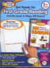 ACTIVITY BOOK & WIPE-OFF BOARD: GET READY FOR FIRST GRADE READING