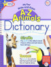 MY FIRST WIPE-OFF DICTIONARY: WILD ANIMALS DICTIONARY
