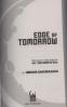 EDGE OF TOMORROW (MOVIE TIE-IN EDITION)