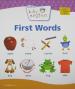 BABY EINSTEIN: FIRST WORDS BOARD BOOK