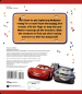 CARS: READY TO RACE (BOARD BOOK WITH DIFFERENT TACTILE ELEMENTS)