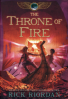 KANE CHRONICLES 2: THE THRONE OF FIRE