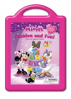 MINNIE'S FASHION AND FUN BOOK AND MAGNETIC PLAYSET