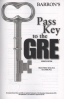 BARRON'S PASS KEY TO THE GRE (7TH ED.)