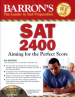 BARRON' S SAT 2400 AIMING FOR THE PERFECT SCORE (4TH ED.) (CRB)