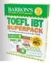 BARRON'S TOEFL IBT SUPERPACK (WITH CD-ROM, 10 AUDIO CDS AND BONUS BOOK) (2ND ED.)