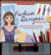 YOUNG ARTIST SERIES: FASHION DESIGNER SKETCH PAD