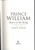 PRINCE WILLIAM: BORN TO BE KING: THE PEOPLE' S PRINCE