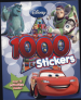 DISNEY/ PIXAR 1000 STICKER BOOK