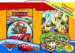 LITTLE 1ST L&F AND SHAPED PUZZLE: CARS